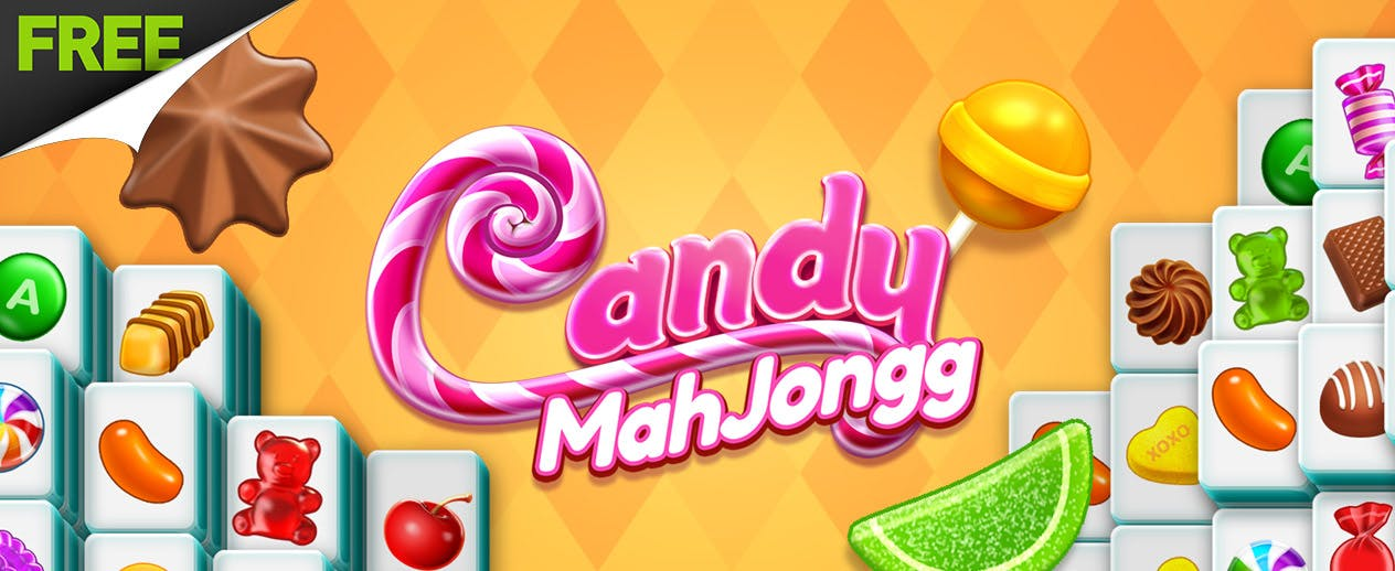 Mahjongg Candy - Sweet and FREE! - image