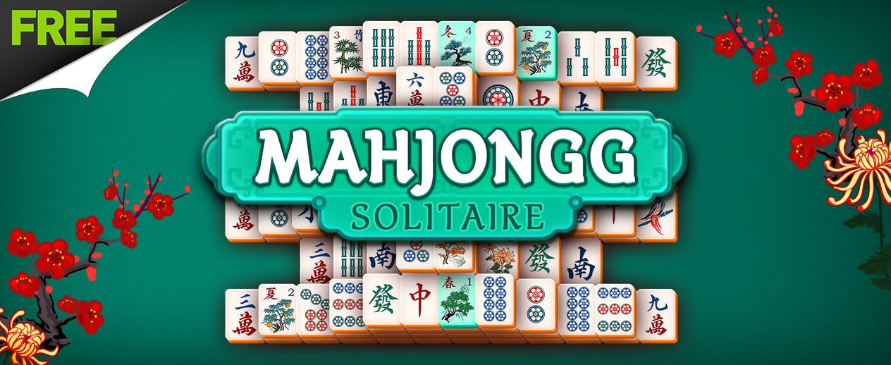 Mahjongg Solitaire -  - image