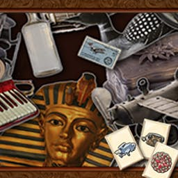 Mahjong Roadshow - Embark on a 50 day antique adventure in search of hidden treasured tiles. - logo