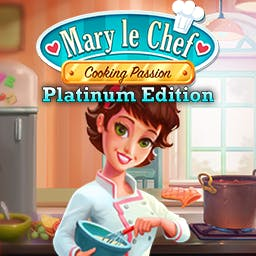 Mary le Chef: Cooking Passion Platinum Edition -  - logo