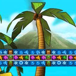 Maui Wowee - Chill out in the tropics with this island puzzle game! - logo