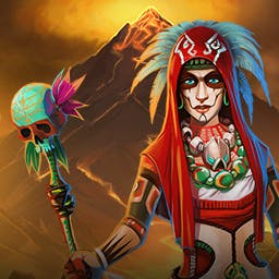 Mexicana: Deadly Holiday - Día de Muertos, the Day of the Dead, provides a stunning backdrop for a thrilling supernatural hidden object adventure in Mexicana: Deadly Holiday! - logo
