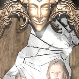 Mirror Mysteries - Explore seven mystical worlds and rescue your children in Mirror Mysteries! - logo