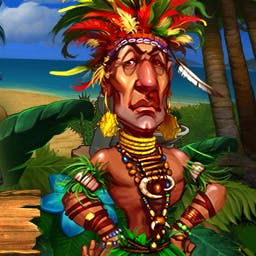 Moai: Build Your Dream - Help the island inhabitants recapture their ravaged land's former glory! Rebuild their villages and manage your resources in Moai: Build Your Dream! - logo