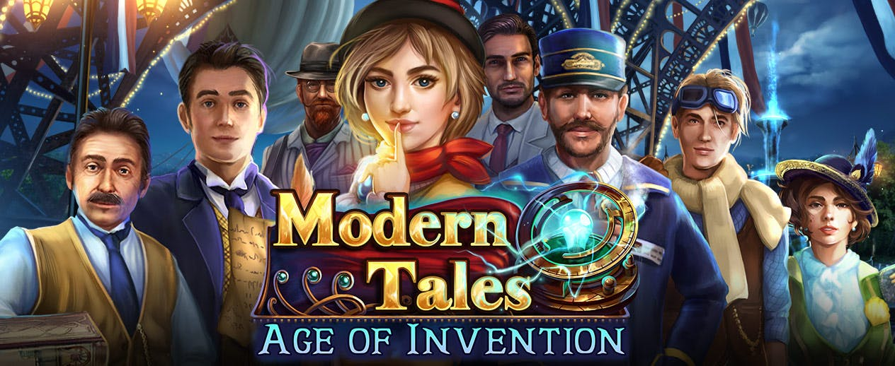 Modern Tales: Age of Invention - Step into the shoes of Emily Patterson - image