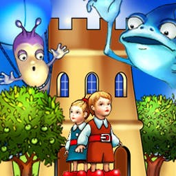 Monster Mash - Defend the villagers of Curly Valley from an invading horde of monsters. - logo