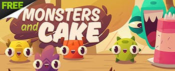 Monsters and Cake - image