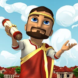 Monument Builders: Colosseum - Build the world-famous Colosseum in the time management game Monument Builders: Colosseum! - logo