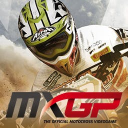 MXGP - The Official Motocross Videogame - Finally: official Motocross is back! Put yourself to the test, racing in the two MXGP championships with all the riders and bikes from the MX1 and MX2 - logo