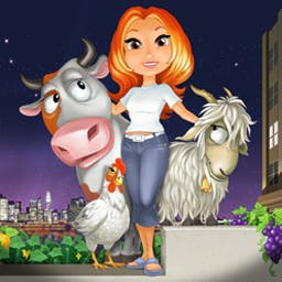 My Farm Life 2 - Tend to crops 30 stories above busy city streets in My Farm Life 2, and earn achievements for impressive Time Management gameplay! - logo