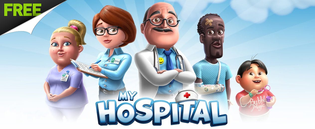 My Hospital - Manage your own hospital - image