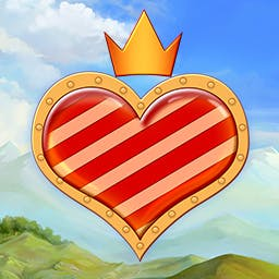 My Kingdom for the Princess - After disaster strikes, it's up to you to protect the princess and rebuild the kingdom in the time management game My Kingdom for the Princess! - logo