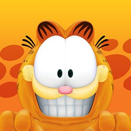 My Puzzles with Garfield - Your child will love solving jigsaw puzzles with this beloved character right out of the Sunday comics! My Puzzles with Garfield is deliciously fun! - logo