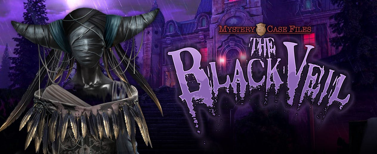 Mystery Case Files: The Black Veil - Time moves quickly in Dreadmond... - image