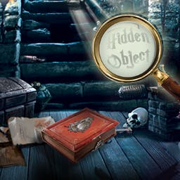 Mystery Masters: Linda Hyde Vampire Mansion Deluxe Edition - In this hidden object game, Linda Hyde unveils an ancient, secret world. Play Mystery Masters: Linda Hyde Vampire Mansion Deluxe Edition! - logo