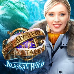 Mystery Tales: Alaskan Wild - Investigate her fiance's family history, what dark secrets will you uncover? - logo