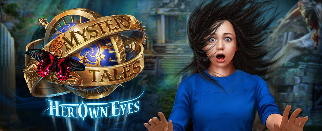 Mystery Tales: Her Own Eyes - Can you help the police find the victim? - image