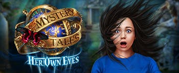 Mystery Tales: Her Own Eyes - image