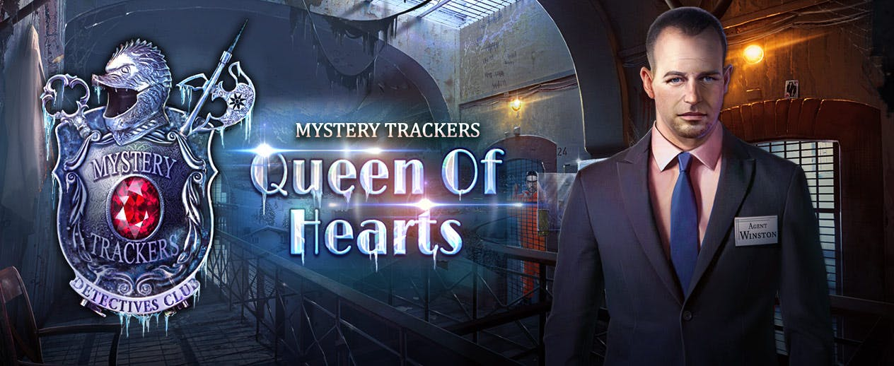 Mystery Trackers: Queen of Hearts -  - image
