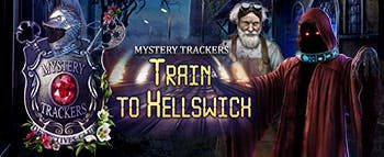 Mystery Trackers: Train to Hellswich - image