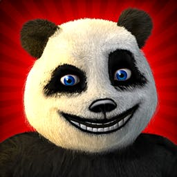 Mystic Panda Slots - Awesome Panda -themed slot game with sensational bonus features, doubleup, roulette and blackjack. Play Mystic Panda Slots today! - logo