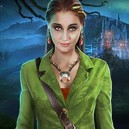 Myths of Orion: Light From The North - A mighty enchantress stopped an evil wizard, then disappeared. Find out what happens next in the adventure game Myths of Orion: Light From The North. - logo