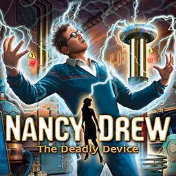 Nancy Drew: The Deadly Device - Fear lingers in a remote laboratory after a physicist's suspicious demise. Play Nancy Drew: The Deadly Device and solve the mystery! - logo