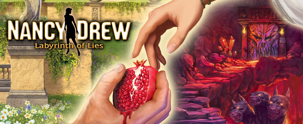 Nancy Drew Labyrinth of Lies - A new Nancy Drew Adventure - image