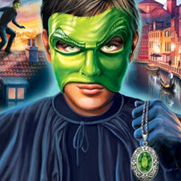 Nancy Drew: The Phantom of Venice - Solve puzzles as Nancy Drew® to unmask a phantom thief in Venice! - logo