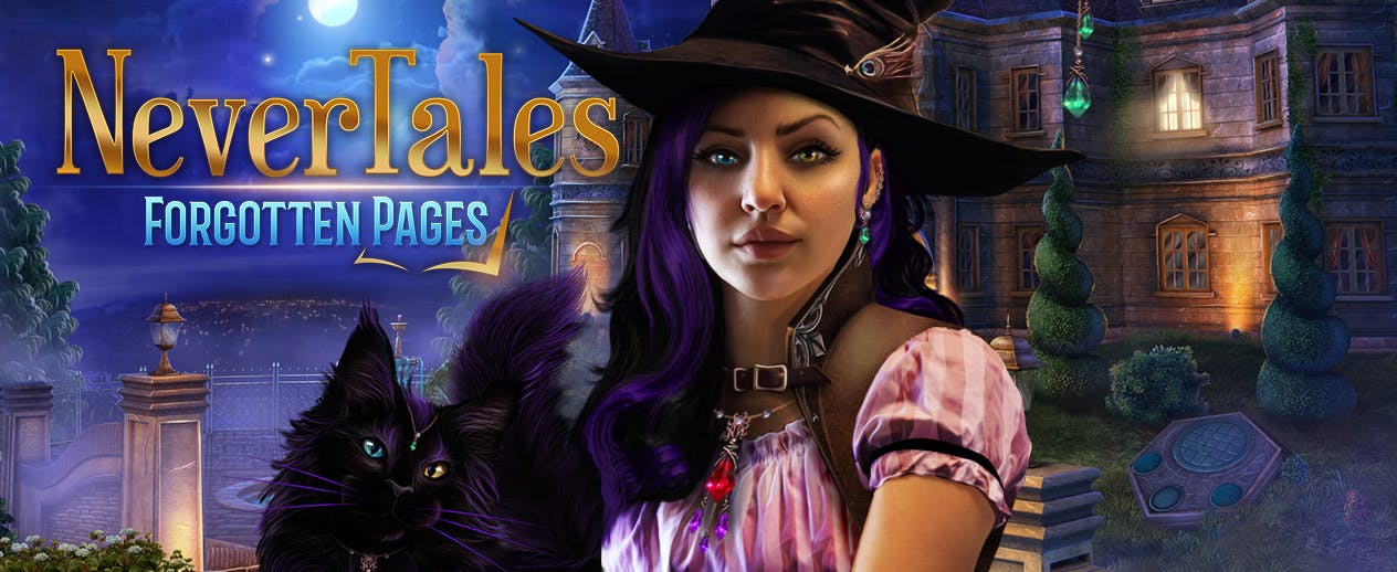 Nevertales: Forgotten Pages - Write an incredible tale. - image