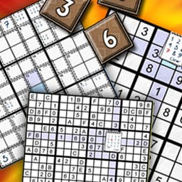Newspaper Puzzle Challenge - The hottest thing OFF the stand ... more than 46,000 puzzles! - logo