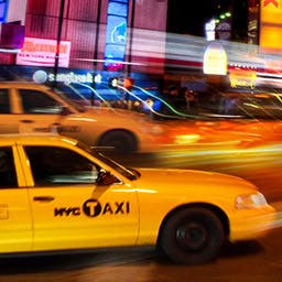 New York Taxi Simulator - Start your career as a taxi driver in the city of New York and carry your customers safely and on time to their final destination - logo