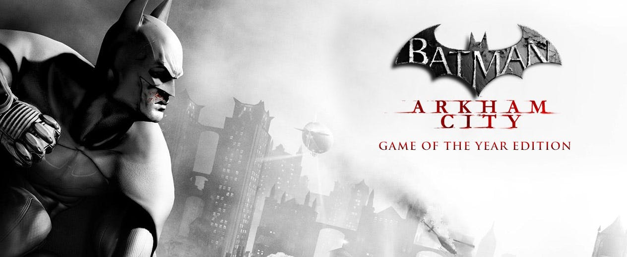 Batman Arkham City - Game of the Year Edition - The Dark Knight delivering justice - image