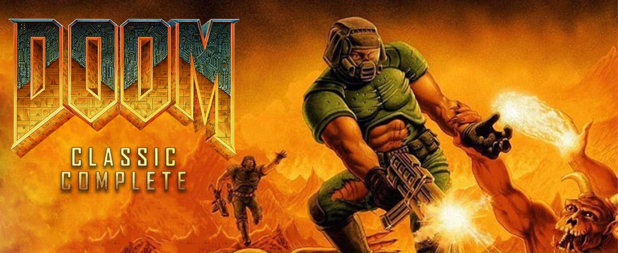 Doom Classic Complete - Descend into the stygian depths of Hell! - image