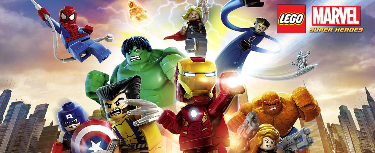LEGO® Marvel Super Heroes - The entire Marvel Universe in LEGO® - image