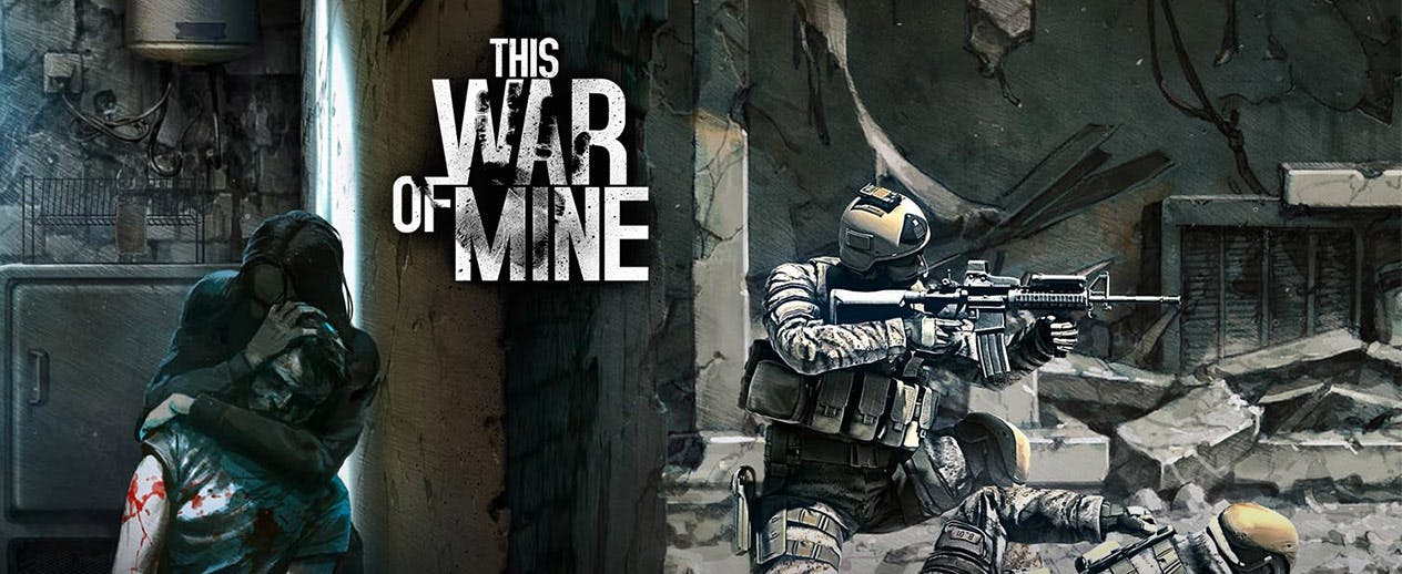 This War of Mine - Survive in a besieged city - image