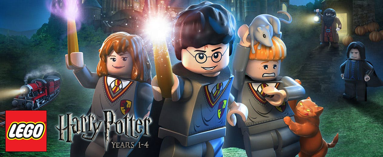 LEGO Harry Potter Years 1-4 - Explore Hogwarts™ School of Witchcraft - image