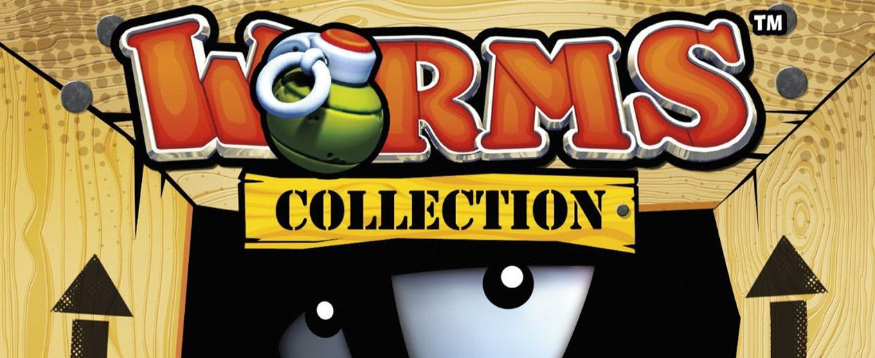 Worms Collection - The Complete Worms Collection - image