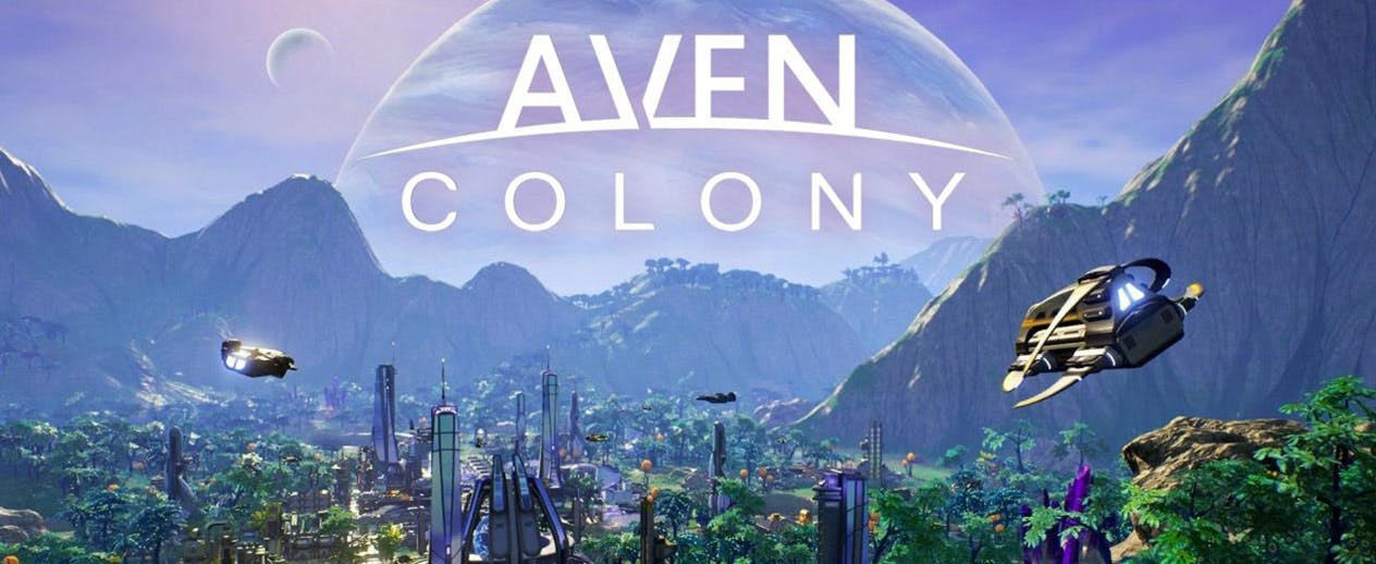 Aven Colony - Build a new home for humanity! - image