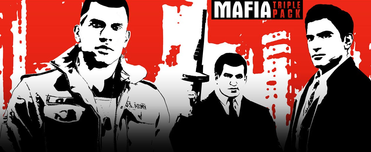 Mafia Triple Pack - Experience three generations of stories! - image
