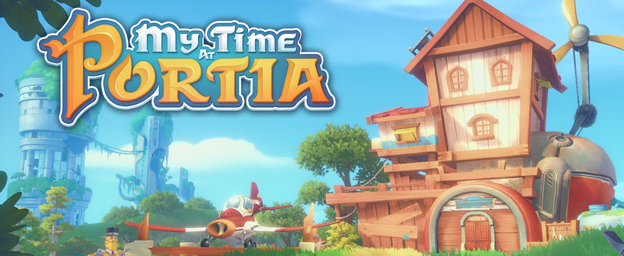 My Time At Portia - Welcome to the enchanting town of Portia - image
