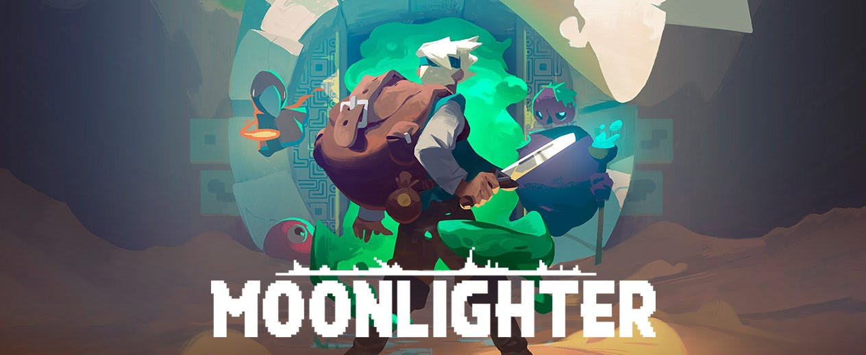 Moonlighter - Can Will become a hero? - image