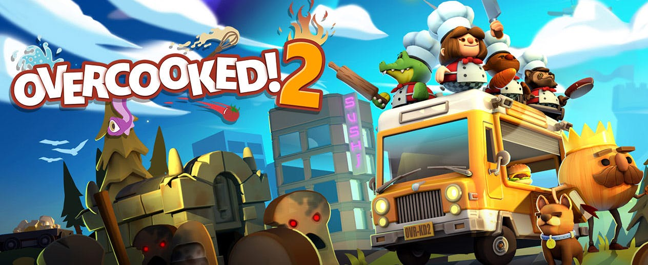 Overcooked! 2 - Out of the frying pan, into the fire... - image