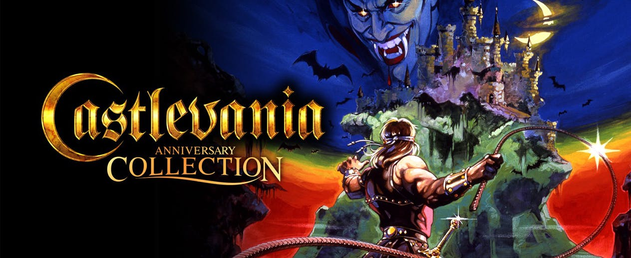 Castlevania Anniversary Collection - Relive these timeless classics - image