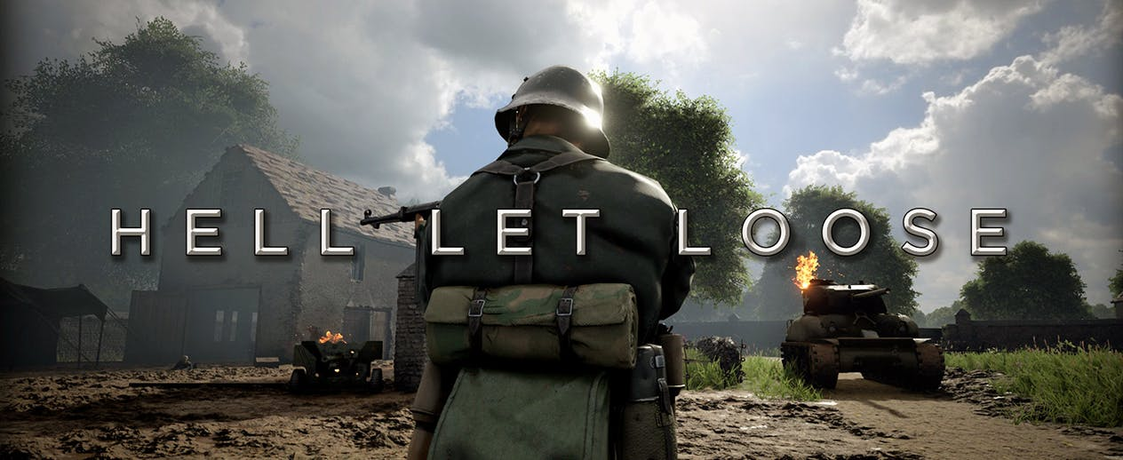 Hell Let Loose - World War Two first person shooter! - image