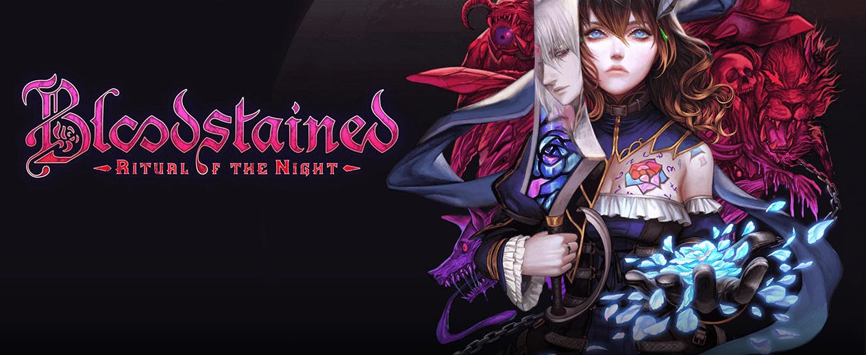 Bloodstained Ritual of the Night - Battle through a demon-infested castle - image