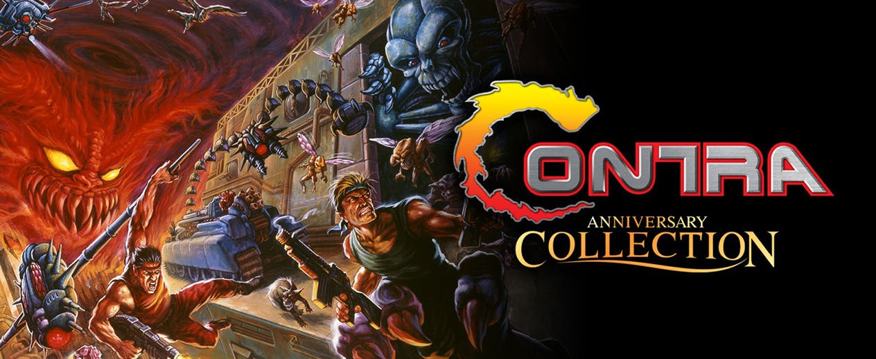 Contra Anniversary Collection - Blast your way through waves of enemies - image