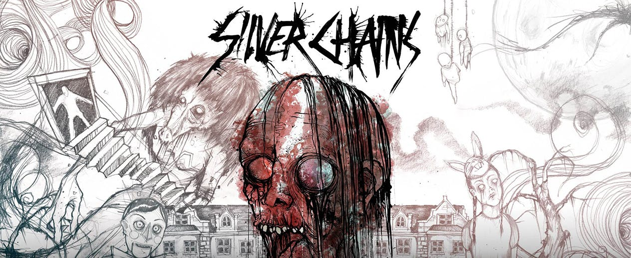 Silver Chains - He can´t remember why or how he got here - image