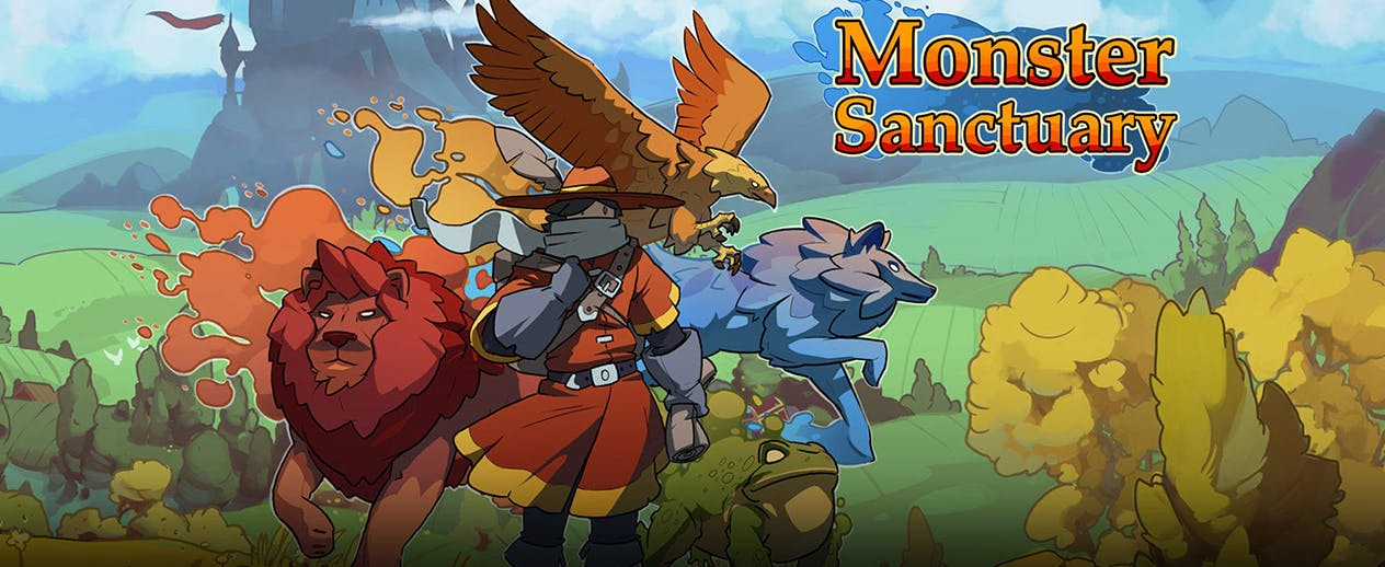 Monster Sanctuary - Monster taming meets metroidvania! - image