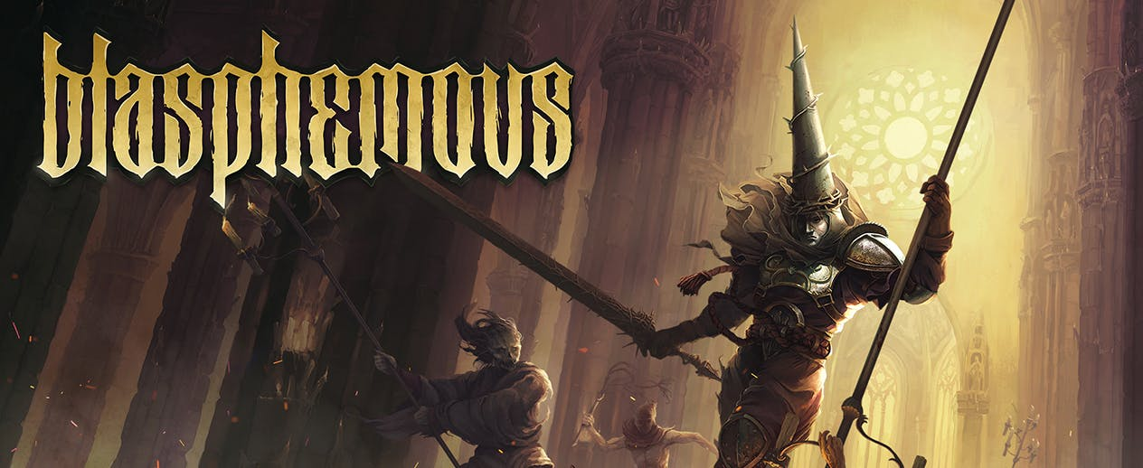 Blasphemous - Play as The Penitent One - image